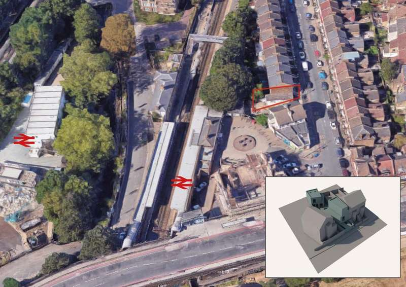 Land Commercial for sale in Doggett Road, Catford, London SE6