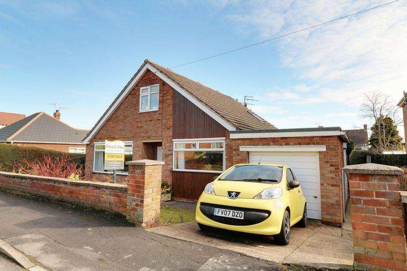 4 Bedrooms Detached Bungalow for sale in Sunnybank, Barton-Upon-Humber