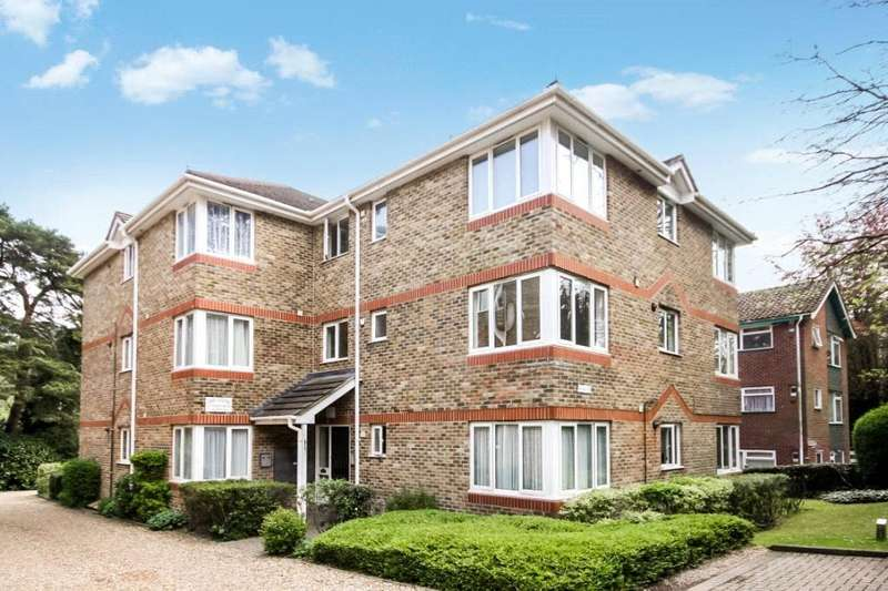 2 Bedrooms Flat for sale in The Allens, 67 Surrey Road, Poole, BH12