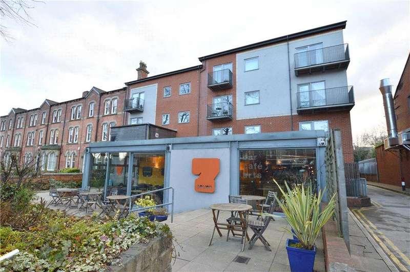 2 Bedrooms Apartment Flat for sale in Lime Grove, Harrogate Road, Chapel Allerton, Leeds