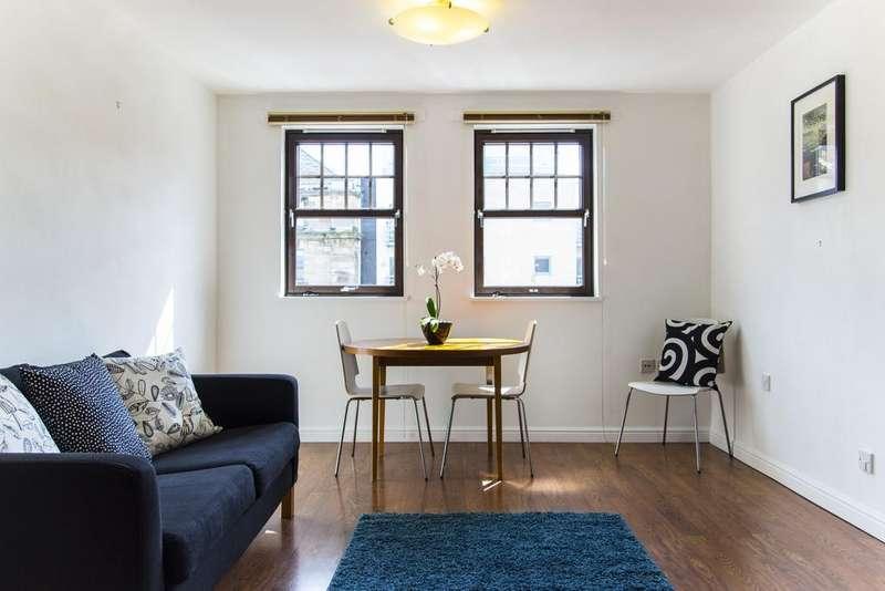 2 Bedrooms Flat for rent in Burgess Street, Edinburgh,