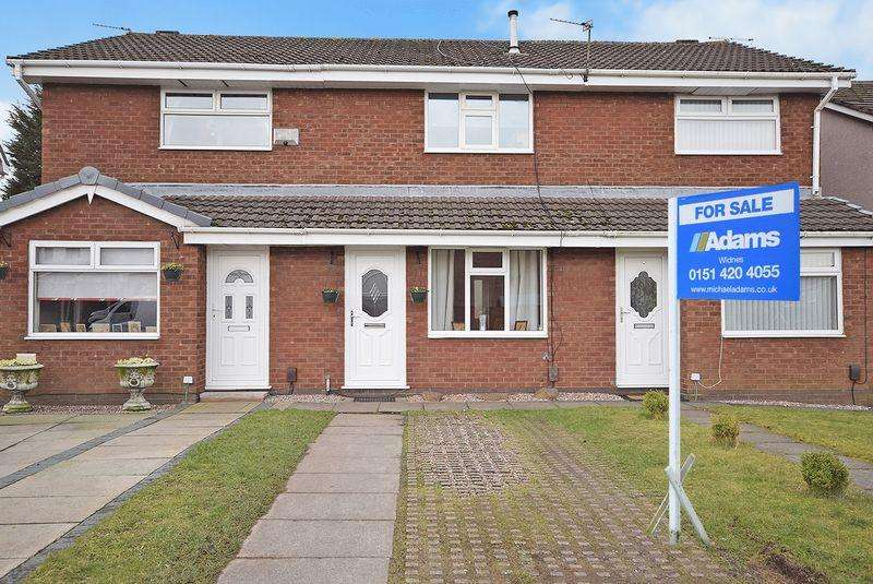 2 Bedrooms Town House for sale in Calder Close, Widnes