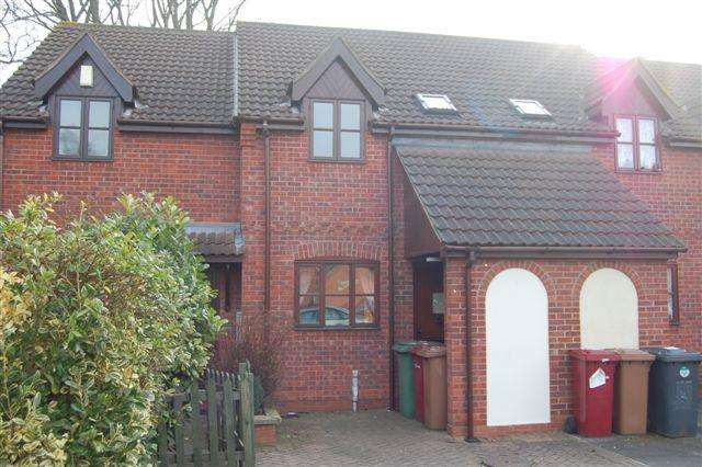 2 Bedrooms Link Detached House for rent in The Bottlings, Brigg, North Lincolnshire, DN20
