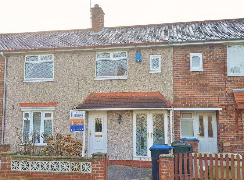 3 Bedrooms Terraced House for sale in Ilston Green, Park End