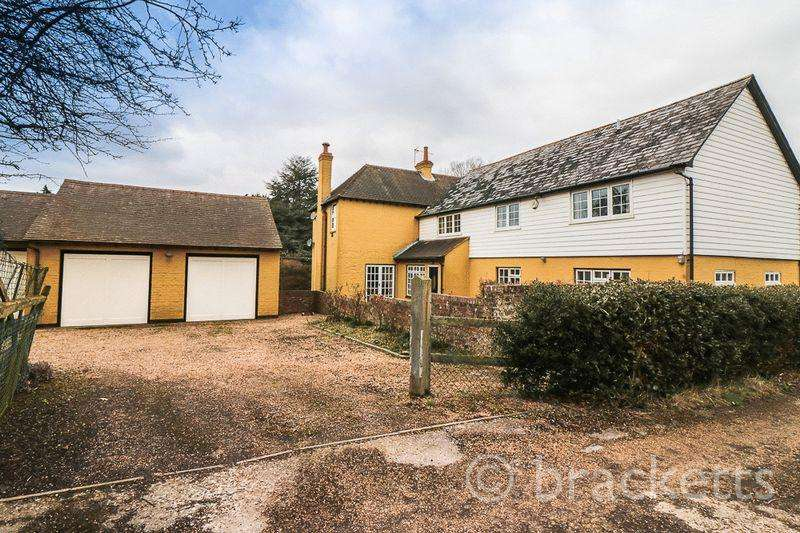 5 Bedrooms Detached House for sale in Stockland Green Road, Speldhurst, Tunbridge Wells