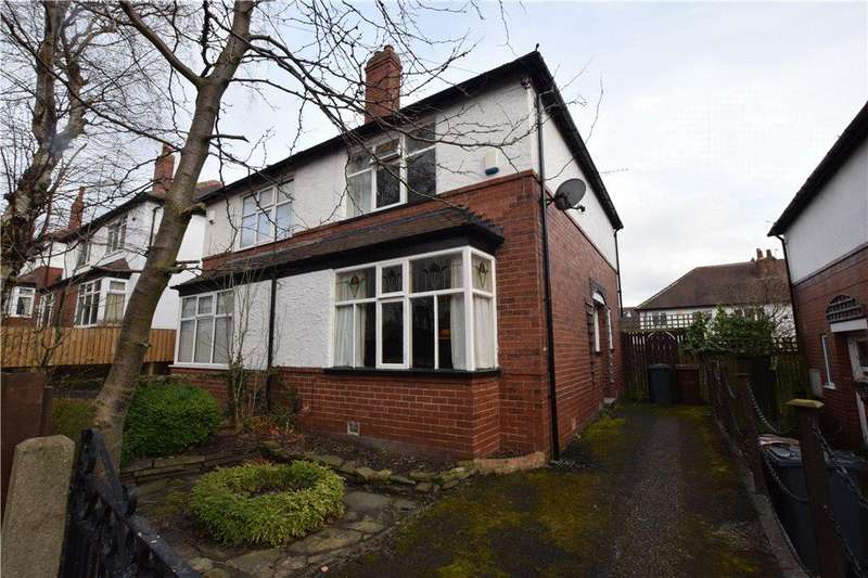 2 Bedrooms Semi Detached House for sale in Castle Grove Avenue, Leeds, West Yorkshire