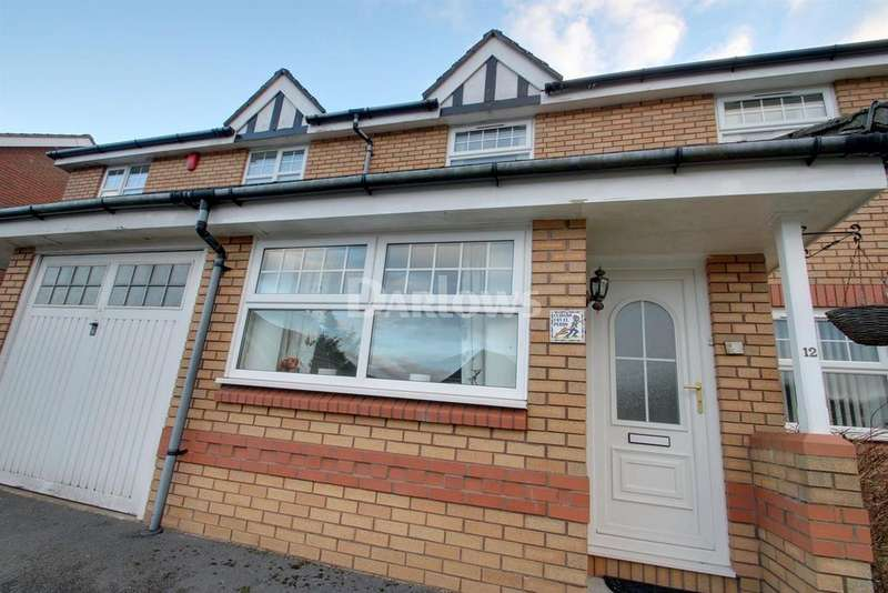 3 Bedrooms Semi Detached House for sale in Maes Yr Orchis, Morganstown