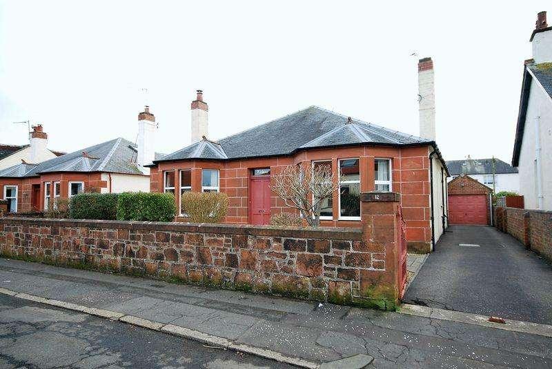 3 Bedrooms Detached Bungalow for sale in 12 Bellevale Avenue, Ayr, KA7 2RP