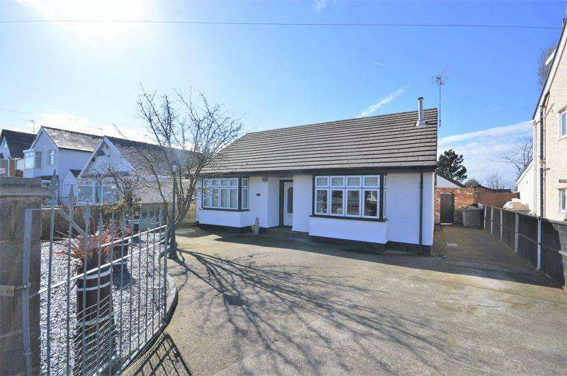 4 Bedrooms Detached Bungalow for sale in Rosslyn Drive, Moreton