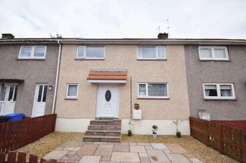 3 Bedrooms Terraced House for sale in 74 Morton Road, Stewarton KA3 3BD