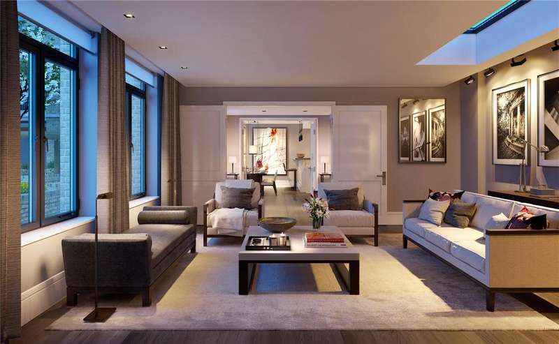 2 Bedrooms End Of Terrace House for sale in Young Street, London, W8