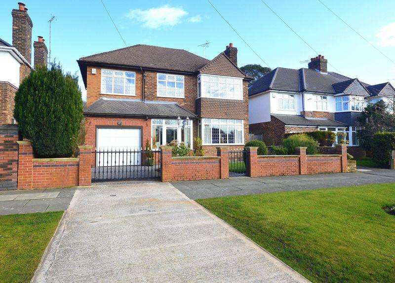 4 Bedrooms Detached House for sale in Childwall Park Avenue, Childwall