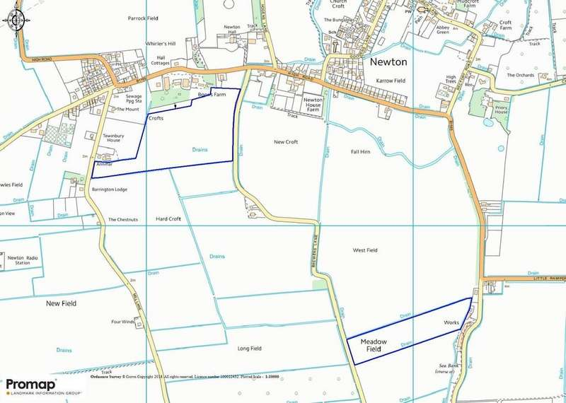 Land Commercial for sale in Brewers Lane, Newton