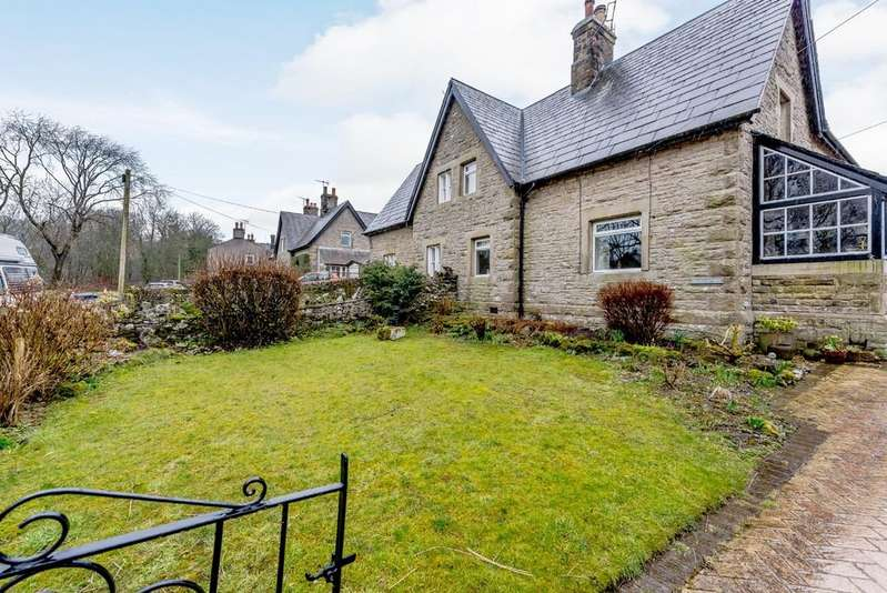 3 Bedrooms Semi Detached House for sale in The Green, Clapham, Lancaster