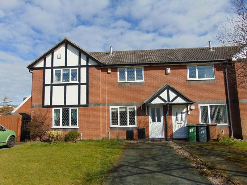 2 Bedrooms Town House for rent in Castleford Rise, Moreton