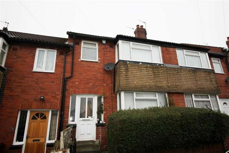 3 Bedrooms Terraced House for rent in Melbourne Grove, Bramley, LS13 3QX
