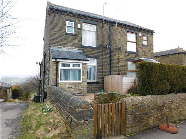 2 Bedrooms Terraced House for sale in Scarlet Heights, Bradford