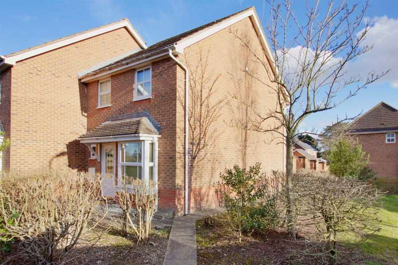 3 Bedrooms End Of Terrace House for sale in Three bedroom home available for viewings in Andover