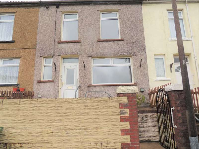 2 Bedrooms Terraced House for sale in Glenavon Terrace, Porth