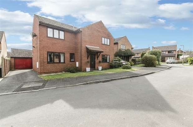 4 Bedrooms Detached House for sale in Medway Drive, Chandlers Ford, EASTLEIGH, Hampshire