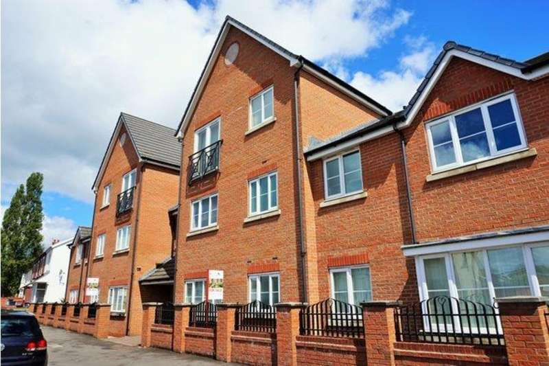 2 Bedrooms Flat for rent in Prestwood Road, Wolverhampton, WV11