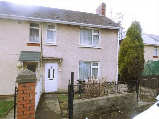 3 Bedrooms Semi Detached House for sale in Pellau Road, Margam, Port Talbot, West Glamorgan