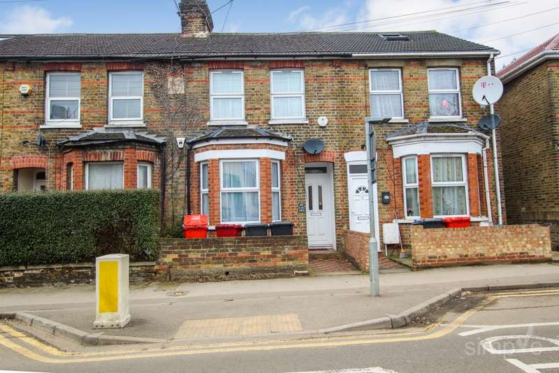 3 Bedrooms House for sale in Ledgers Road, Slough, SL1