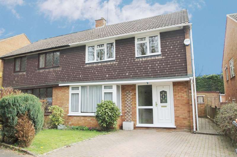 3 Bedrooms Semi Detached House for rent in Hambro Close, East Hyde, Luton