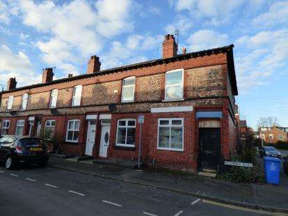 2 Bedrooms End Of Terrace House for sale in Belgrave Road, Sale, Trafford, Greater Manchester