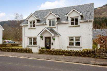 4 Bedrooms House for sale in Strathyre, Callander