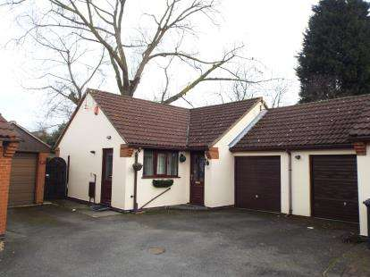 2 Bedrooms Bungalow for sale in Ferness Road, Hinckley, Leicestershire