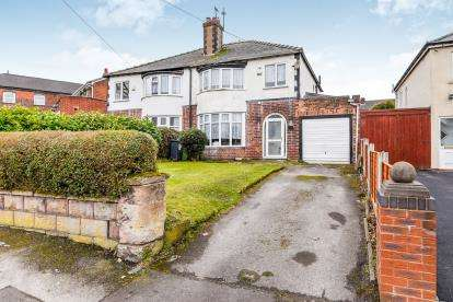3 Bedrooms Semi Detached House for sale in Forest Lane, Walsall, West Midlands