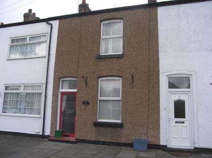 2 Bedrooms Terraced House for sale in Smiths Cottages, New Street, Little Neston, CH64