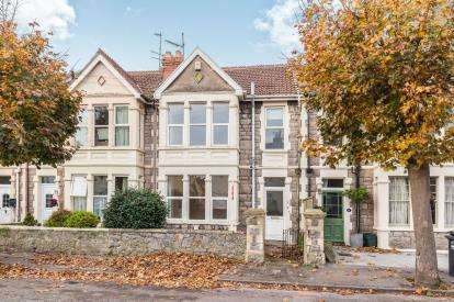 3 Bedrooms Terraced House for sale in Weston-Super-Mare, Somerset, .