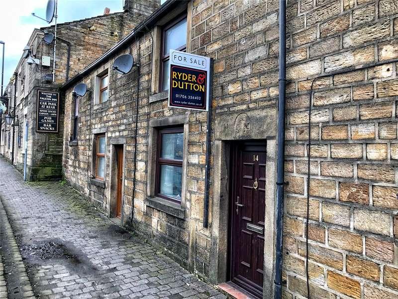 2 Bedrooms Terraced House for sale in Church Street, Littleborough, Rochdale, OL15