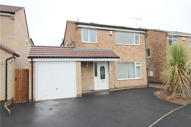 3 Bedrooms Detached House for sale in Lancaster Walk, Spondon, Derby, Derbyshire, DE21