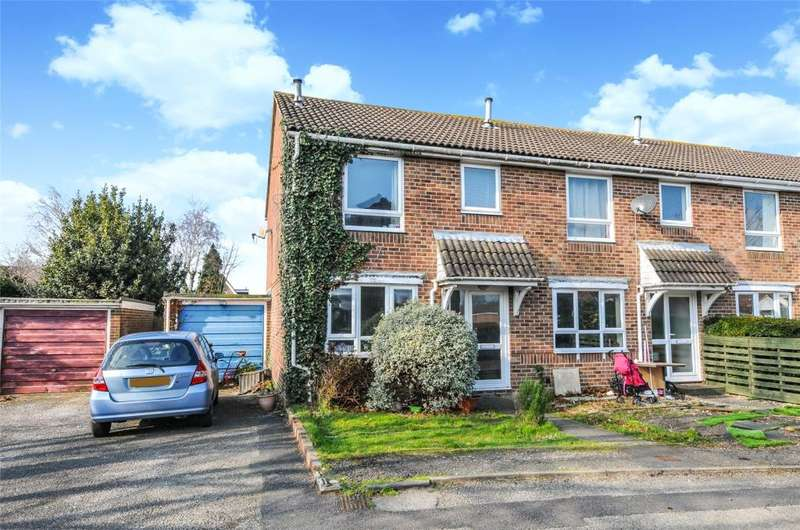 3 Bedrooms End Of Terrace House for sale in Windsor Road, Chichester, West Sussex, PO19