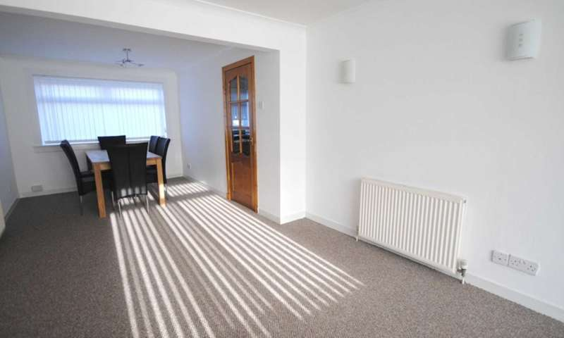 3 Bedrooms End Of Terrace House for sale in Lewis Rd, Greenock