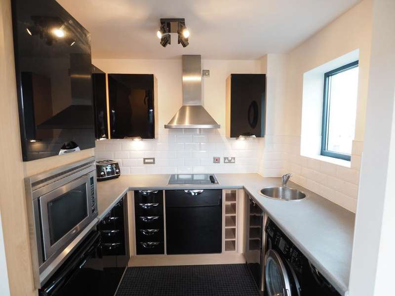 2 Bedrooms Apartment Flat for sale in Wright Street, City Centre, Hull, East Yorkshire, HU2 8HU