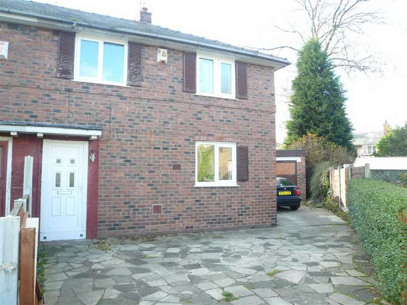 3 Bedrooms End Of Terrace House for sale in Westcott Avenue, Withington, Manchester, M20