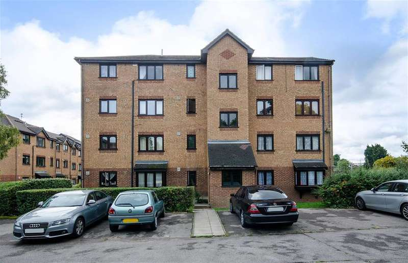 1 Bedroom Flat for sale in Pempath Place, Wembley, Middlesex, HA9 8QR