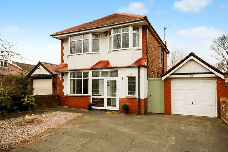 3 Bedrooms Detached House for sale in Bakers Lane, Churchtown, Southport