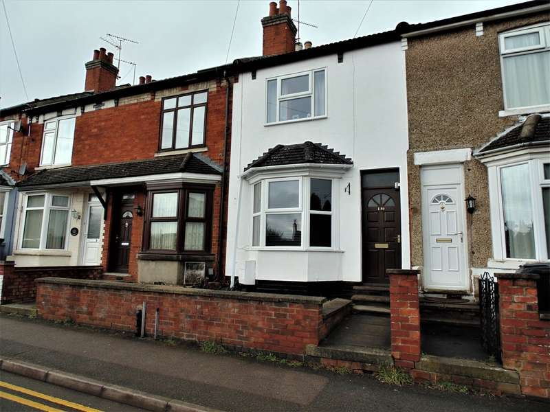 2 Bedrooms Terraced House for sale in Victoria Street , Irthlingborough