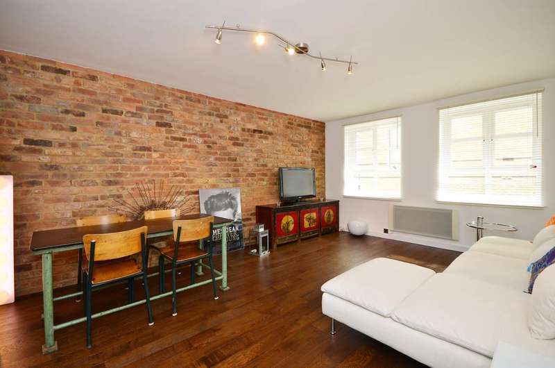 2 Bedrooms Flat for sale in Fuller Close, Spitalfields, E2