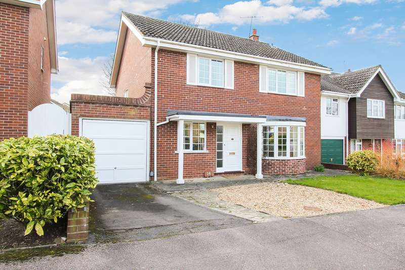 4 Bedrooms Detached House for sale in The Lawns, Melbourn, SG8
