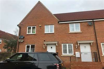 3 Bedrooms House for rent in Dairy Way - Kings Lynn