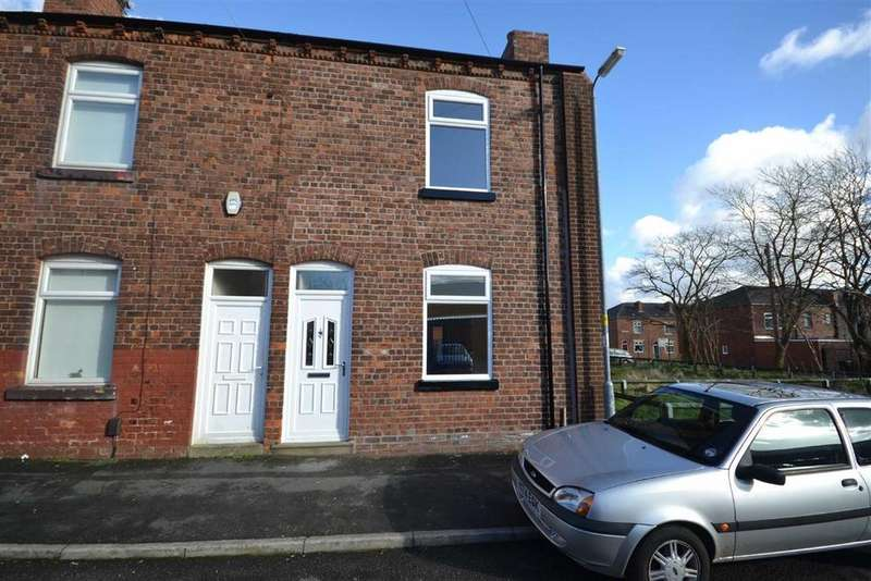 2 Bedrooms End Of Terrace House for rent in Spring Street, Wigan, WN1