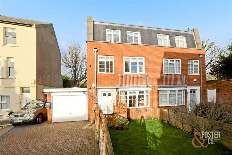 2 Bedrooms House for sale in Westbourne Place, Hove