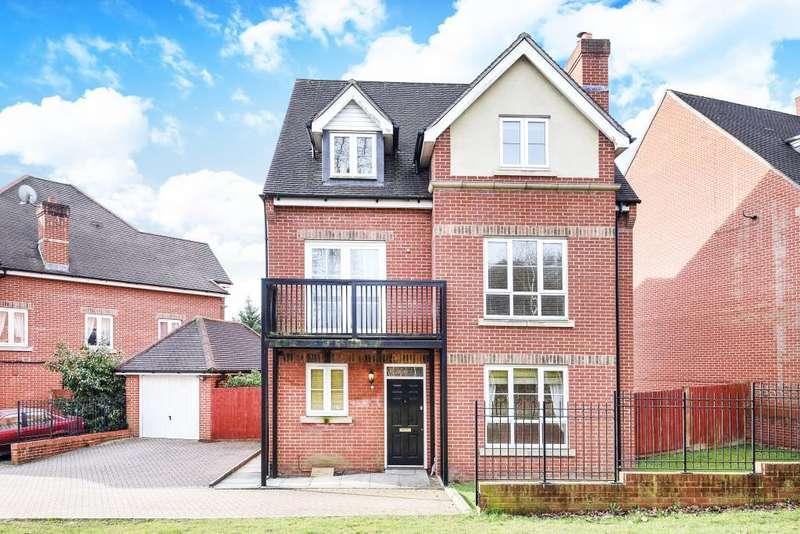 5 Bedrooms Detached House for rent in Stanmore, Middlesex, HA7