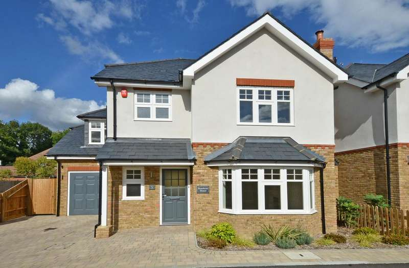 5 Bedrooms Detached House for sale in Fernwood Place, Esher, KT10